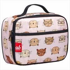ab New Zealand Lunch Bag (Brainy Cat) - AB-LB-BC