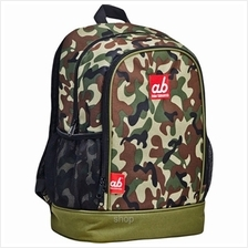ab New Zealand Toddler Backpack (Woodland Full Camo) - AB-TBP-WFC