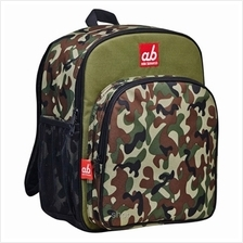 ab New Zealand Toddler Backpack (Woodland Half Camo) - AB-TBP-WHC