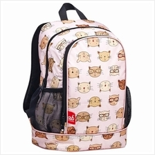 ab New Zealand Toddler Backpack (Brainy Cat) - AB-TBP-BC
