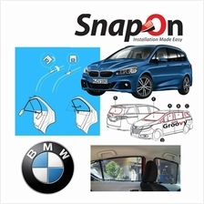 Groovy BMW MPV SNAP-ON 4.0 (MAGNET) Car Sunshades