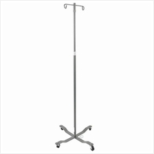 Hopkin IV Drip Stand with Wheels - GA-HRA-DS1