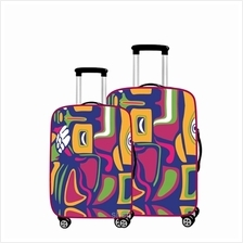 Shills Korean Dance Luggage Cover