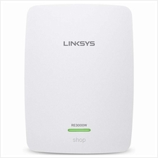 Linksys RE3000W N300 Wireless Range Extender - RE3000W-AP