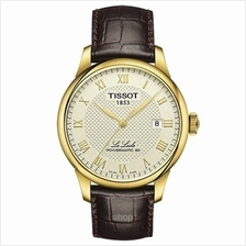 Tissot T006.407.36.263.00 Men T-Classic Le Locle Powermatic 80 Watch