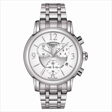 Tissot T050.217.11.017.00 Women T-Lady Dressport Chronograph Watch