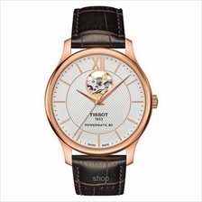 Tissot T063.907.36.038.00 Men T-Classic Tradition Powermatic 80 Open Heart Wat