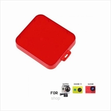 Proocam PRO-F221 Light Motion Night Under Sea Waterproof Case Filter Red)