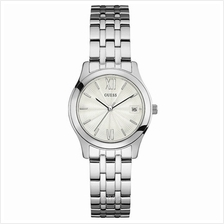 Guess W0769L1 Women Central Park Stainless Steel Bracelet Watch