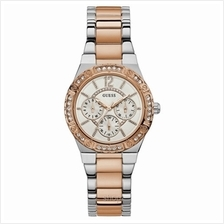 Guess W0845L6 Women Envy Multifunction Two-Tone Watch