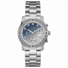 Guess W0774L6 Women Confetti Multifunction Stainless Steel Bracelet Watch