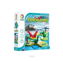 Smart Games Dinosaurs-Mystic Island (5-99 years) - 5414301518426