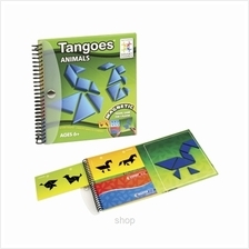 Smart Games Tangoes Animals (6-100 years) - 5414301518013