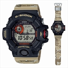 Casio G-Shock GW-9400DCJ-1 Rangeman Solar Powered Digital Watch)
