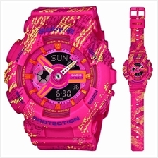 Casio Baby-G BA-110TX-4A Special Color Series Ana-Digital Watch)