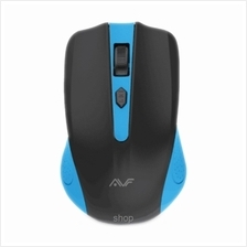 AVF 2.4G Wireless Optical Mouse USB (1000dpi)