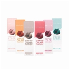 April Skin Turn Up Color Treatment Hair Dye 60ml