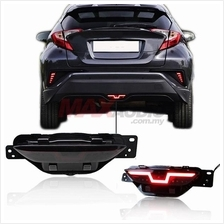 TOYOTA CHR 2016 - 2018 Rear Bumper Center LED Brake and Reverse Light
