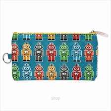 DQ Pencil Case Robot Kids - DQ-151197PC)