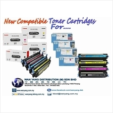 HP 6470A / 6471/ 6472/ 6473A CMY/Canon 311 Compatible Toner cartridg