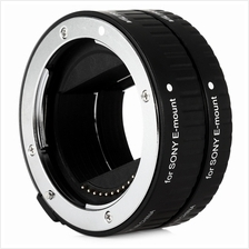 NEX 10MM 16MM AF AUTO FOCUS MACRO EXTENSION TUBE FOR SONY E-MOUNT A7 N