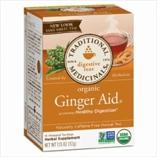 Traditional Medicinals Organic Ginger Aid; 16 tea bags