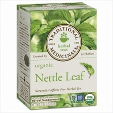 Traditional Medicinals Organic Nettle Leaf; 16 tea bags