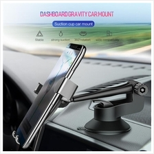 Rock Dashboard Gravity Metal Car Mounth Holder Stand Aluminum