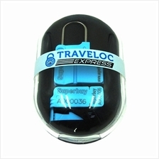Superbuy Traveloc Personalised Express Padlock Set