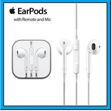 Apple EarPods with 3.5mm Earphone Headphone Plug for iPhone iPad