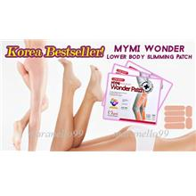 FREE SHIPPING! Sale Korean MyMi Wonder Slimming Patch for Lower Body