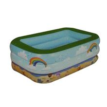 Three Ring Rectangular Pool (150x105x55cm)