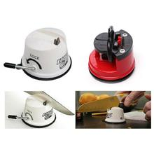 Knife Sharpener With Super Suction Pad/Grip