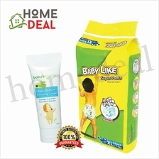Baby Like Super Pants XL 42pcs + Baby Organix Baby Bottom Soothing Cre