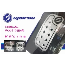 SPC Manual Foot Pedal Racing style