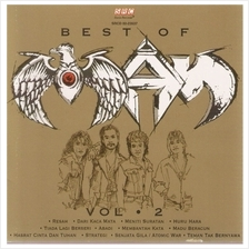 MAY Best of Vol.2 Malay Rock Music CD