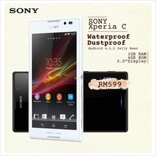 Sony Xperia C(Clear Stock) No Warranty