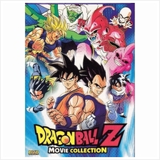 Dragon Ball Z 18 Movie Collection Anime Dvd Best Price In Malaysia