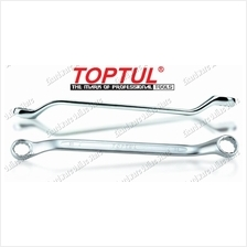 TOPTUL 45 Degree Double Ring Wrench (AAEH)