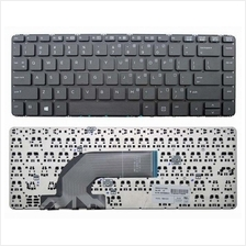 HP ProBook 640 440 G1 440 445 G1 G2 640 645 430 G2 With Frame Keyboard