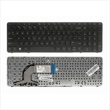 HP PAVILION 15-E 15-G 15-N 15-R 15-S 15-F SERIES US KEYBOARD WITH FRAM