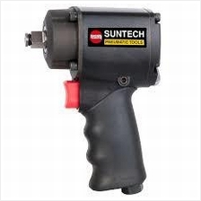 "SUNTECH SM-43-4001 1/2"" Stubby Impact Wrench - Twin Hammer 960Ft-lbs"