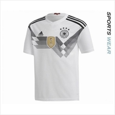 a83b46ba2e6ab4 Adidas Germany 2017-18 Official Home Soccer Jersey - White Black BR784.