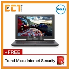 Dell Inspiron 15 7577-70116G-W10 FHD IPS Laptop RED (I7-7700HQ,1TB+256