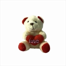 Mini Bear I Love You Soft Toy