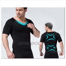PWP Item Original Zerobodys Slimming Shirt Large Size