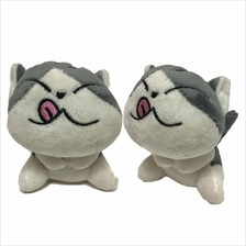 Smiling Cat Soft Toy 4inch 1 piece