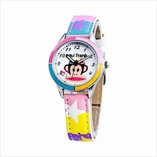 Paul Frank Quartz Watch - PFFR 1382-01A)