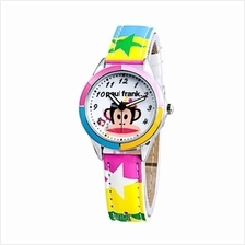 Paul Frank Quartz Watch - PFFR 1382-01B)
