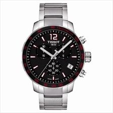 Tissot T095.417.11.057.00 Men T-Sport Quickster Chronograph Watch)